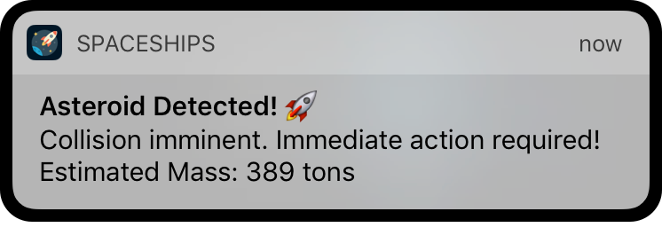 - notification service extensions 3 - #266: Notification Service Extensions 💭📡 – Little Bites of Cocoa – Tips and techniques for iOS and Mac development